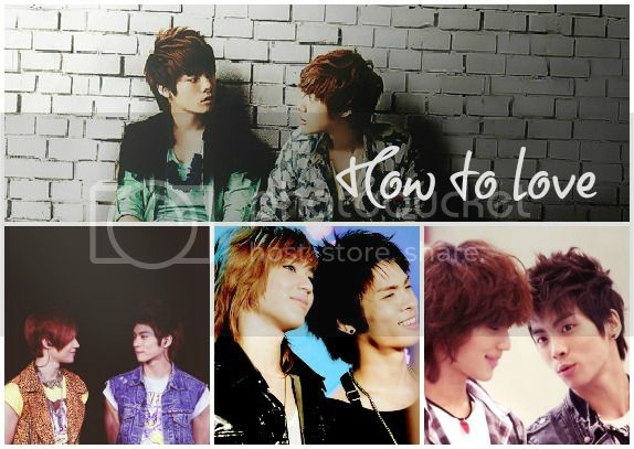 How to love - jonghyun jongtae shinee taemin mpreg - main story image