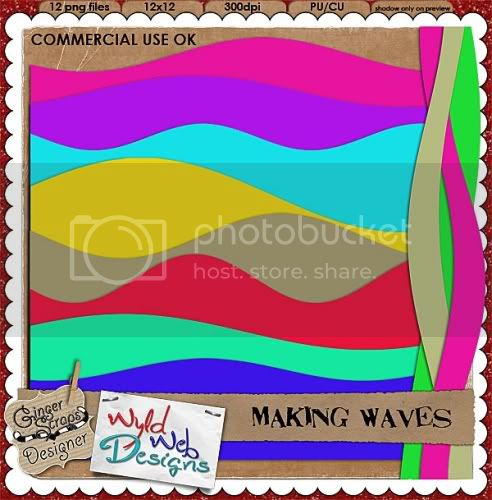Making Waves PU/CU